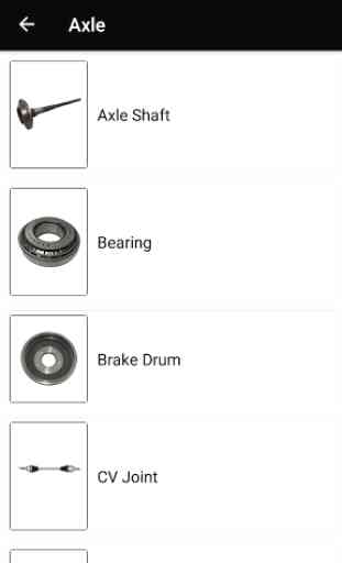 Spicer Products Catalogue 4