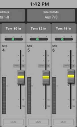 TouchMix-8/16 Control 1