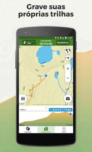 Wikiloc Navegação Outdoor GPS 2