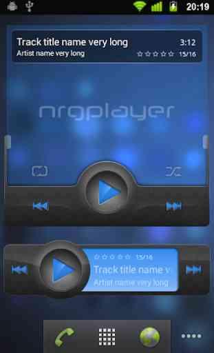 NRG Player Base Pele 2