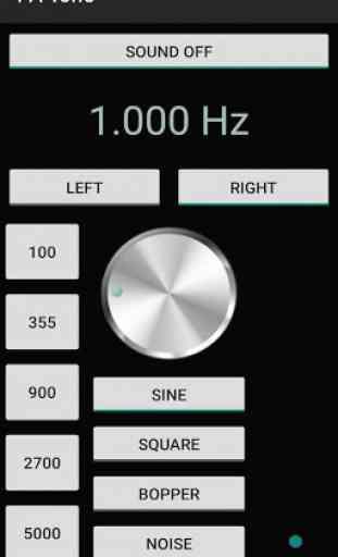 Pro Audio Tone Generator 3