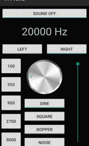 Pro Audio Tone Generator 4