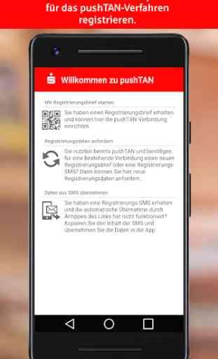 S-pushTAN für Smartphone und Tablet 3