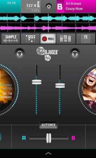DJUCED App 1
