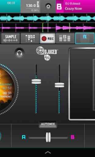 DJUCED App 2