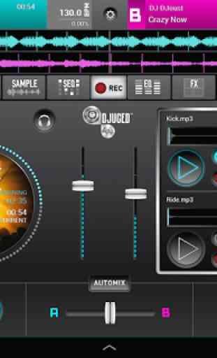 DJUCED App 4