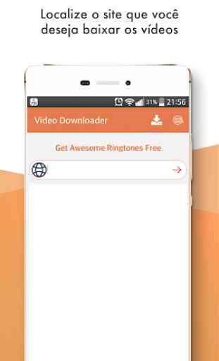 Video Downloader Grátis - Download de Vídeos Web 1