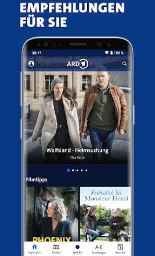ARD Mediathek 4