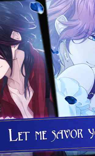 Blood in Roses - otome game / dating sim #shall we 4