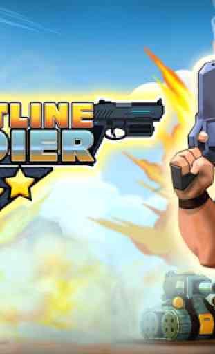 Frontline Soldier - Metal Commander War 4