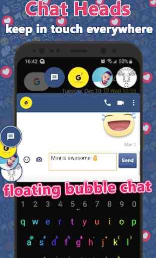 Mini for Facebook & more 2