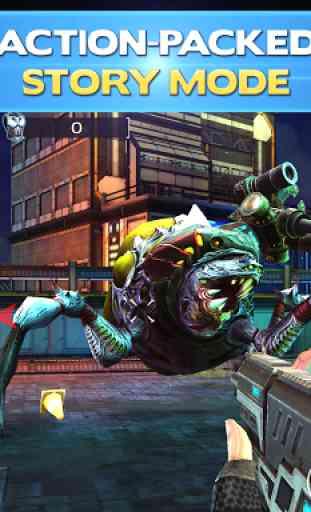 Strike Back: Elite Force - FPS 3
