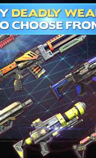 Strike Back: Elite Force - FPS 4