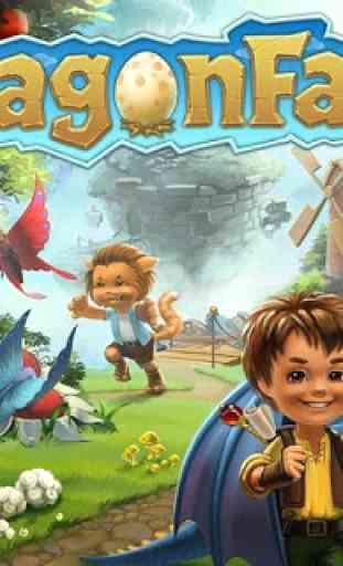 Dragão fazenda - Airworld 1