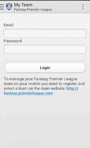 Fantasy Football EPL 2