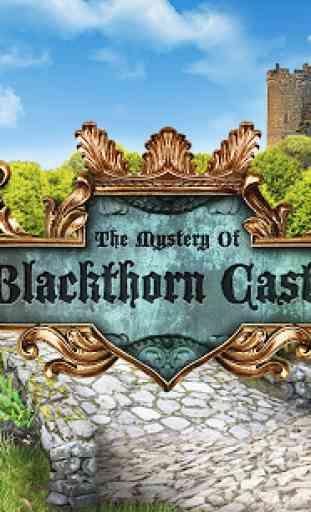 O Mistério do Castelo Blackthorn 1