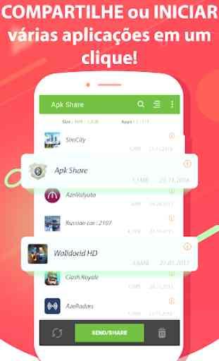Compartilhar aplicativos 1