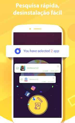 Compartilhar aplicativos 3