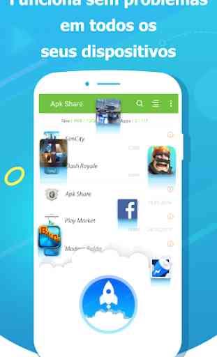 Compartilhar aplicativos 4