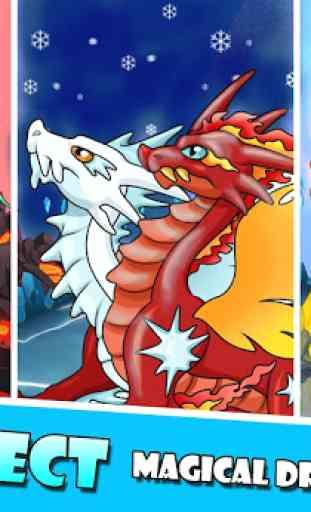 Dragon Castle 3