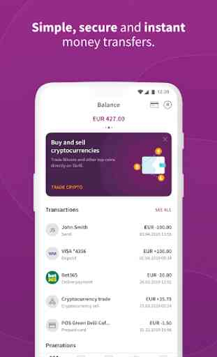 Skrill - Fast, secure online payments 1