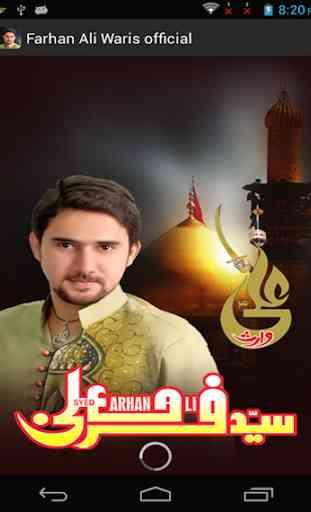 Farhan Ali Waris 1
