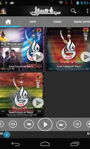 Farhan Ali Waris 2