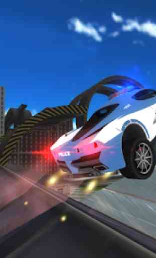 Police Car Driver Simulator 1