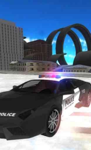 Police Car Driver Simulator 2