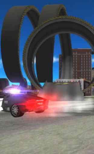 Police Car Driver Simulator 3