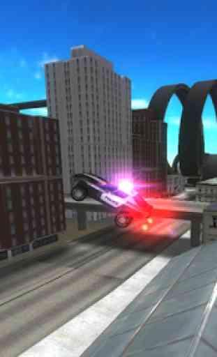 Police Car Driver Simulator 4