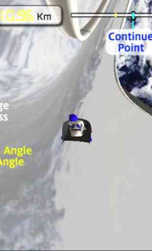 Bobsleigh eXtreme 3D Game 1