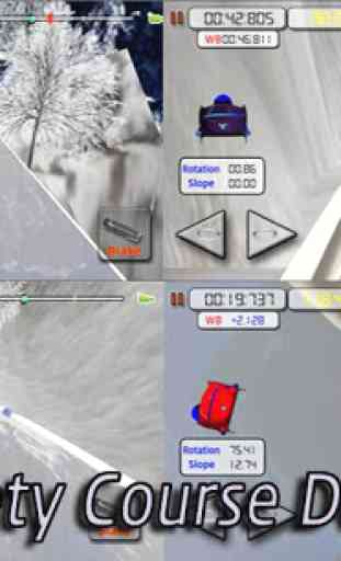 Bobsleigh eXtreme 3D Game 2