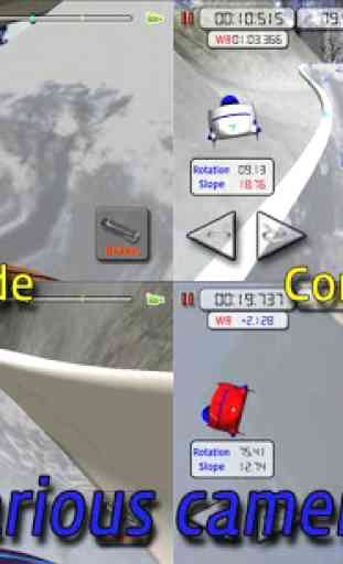 Bobsleigh eXtreme 3D Game 3