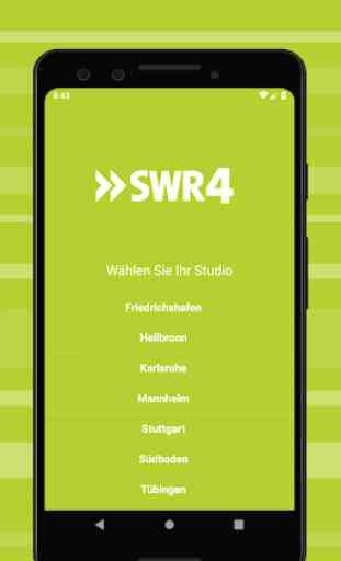 SWR4 Baden-Württemberg 1