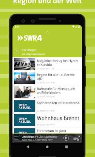 SWR4 Baden-Württemberg 4