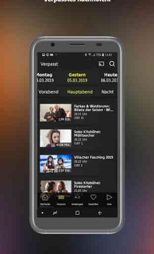 ORF TVthek: Video on demand 3