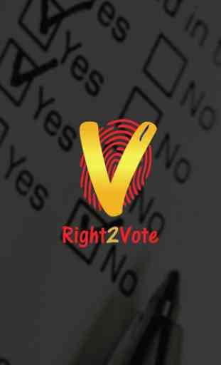 Right2Vote 1