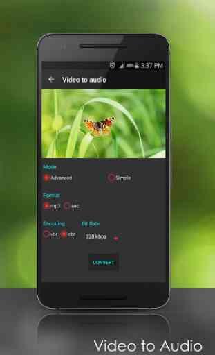 conversor de áudio e vídeo 2