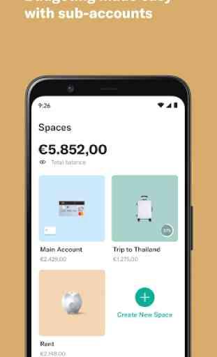 N26 — The Mobile Bank 3
