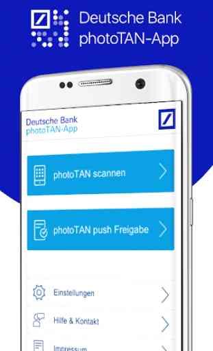 Deutsche Bank photoTAN 1