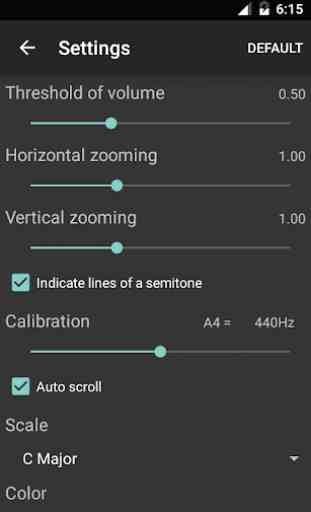 Vocal Pitch Monitor (No Ad) 2