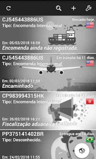 ChipaPacote - Rastreio Correios 3