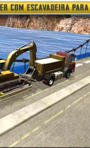 simulador de motorista de caminhão de resgate 2