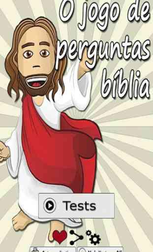 O jogo de perguntas bíblia 1