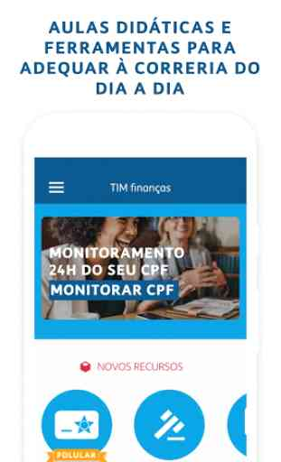 TIM finanças 3