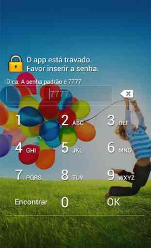 Perfect App Lock (português) 1