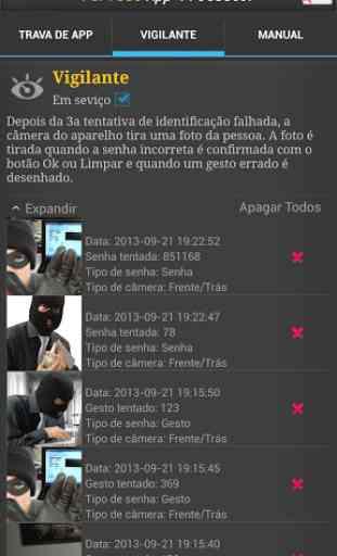 Perfect App Lock (português) 3