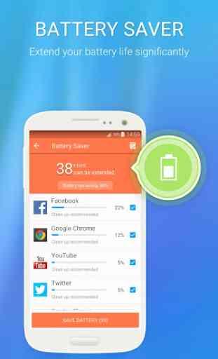 Safe Security Lite - Booster, Cleaner, AppLock 3