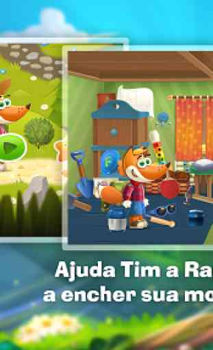 Tim the Fox - Travel 1